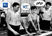 L'intégration web dans la chaine de production d'un site Internet